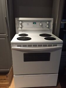 Stove, fridge, microwave and dishwasher for sale!