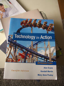 Technology In Action Complete 12th Ed. Amazing price! Gatineau Ottawa / Gatineau Area image 1