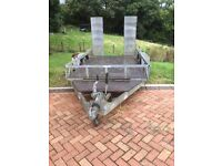 4 Tonne Plant trailer 6ft X 10ft