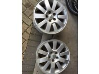 """Land Rover discovery 3 allow wheels 18"""""""