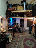 Local de pratique pour musiciens à partager - Situé au Cité 2000