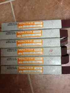 Walter Coolcut Abrasive Shop Roll, Cloth Backing, Aluminum Oxide Cornwall Ontario image 2