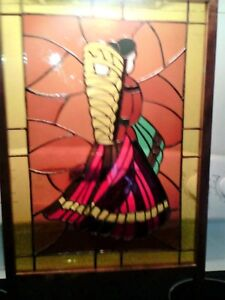 Stain Glass Mural