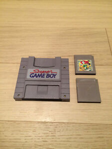 Super Game Boy with Games. Will Trade for N64 Games