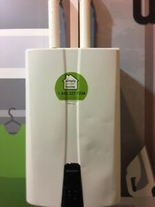Get free smart home product when you rent-to-own our water tank!