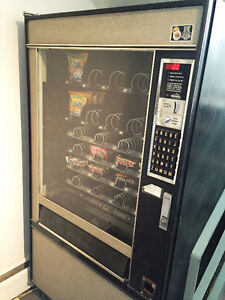 Snack and Pop Vending Machines For Sale
