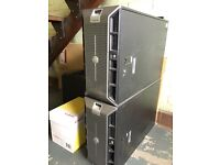 Dell PowerEdge 2900 x 2 Servers