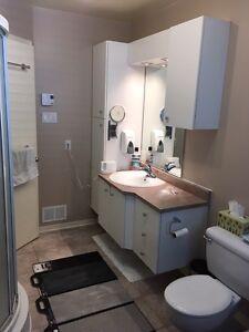 Meubles vanité de salle de bain