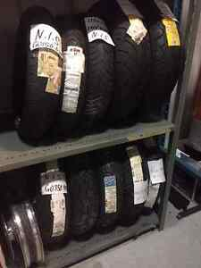 BRAND NEW MOTORCYCLE TIRES FOR 50% OFF Windsor Region Ontario image 1