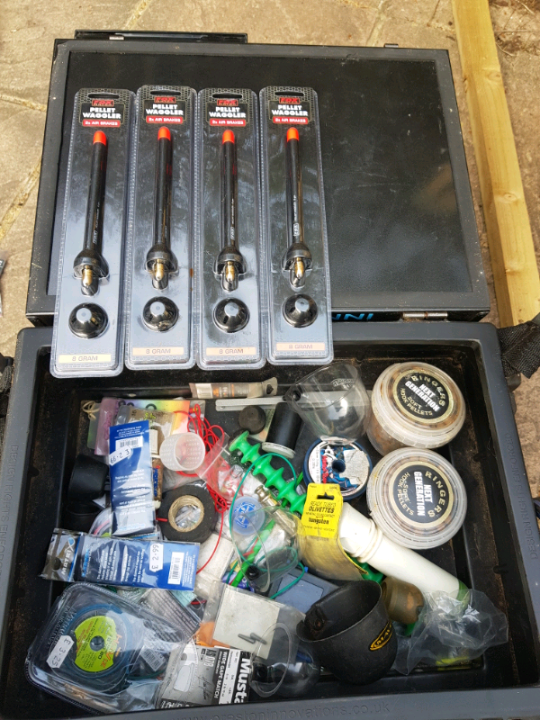 Preston innovations x6 seat box full of tackle | in Waterlooville,  Hampshire | Gumtree
