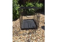 Small dog crate - never used