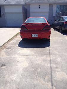 2003 Pontiac Grand Am GT Sports Edition Sedan