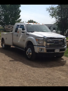 2013 Ford F-550 XLT Extended Cab