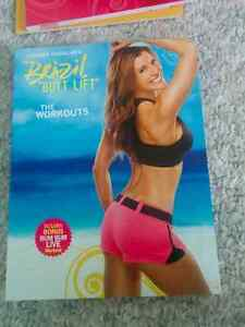 Brazil Butt Lift home exercise DVDs with strength band Kitchener / Waterloo Kitchener Area image 4