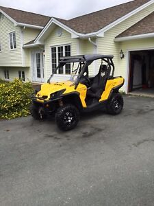 2013 can am 1000 ext