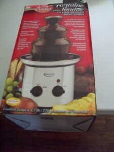 Choclate Fondue - excellent condition