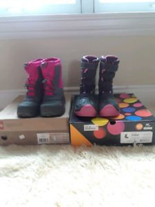 Used girls winter boots