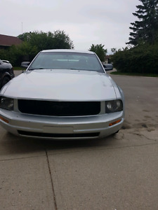 2006 ford mustang LOW KM