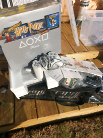 Ps1 slimline Harry Potter edition plus games all in great condtion