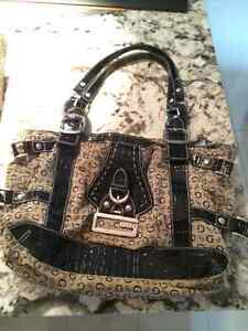 2 Guess Purses. Excellent condition, both used handful of times