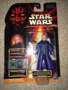 Star Wars Toys - Still in packages - Various