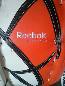 Goale Pads: 36+2 Reebok 9000 Philly Colours