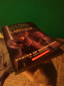 Star Wars chapter book