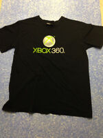 Microsoft Officially Licensed XBOX 360 Black T-Shirt
