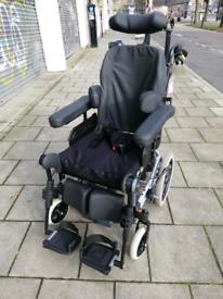 INVACARE Azalea Assist Wheelchair powered