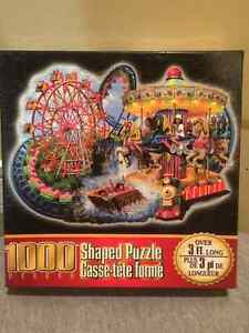 Carnival Shaped Puzzle - 1000 Piece