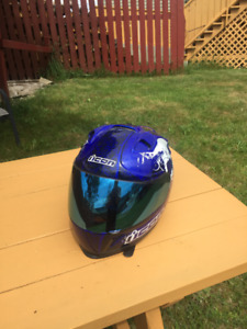 For Sale Icon Motorcycle Helmet