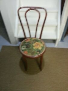 Antique - Old Fashioned Wooden Chairs