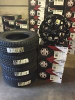 Dodge Ram/Jeep Wrangler 17 inch Rim and Goodyear Tire Package