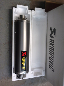BMW AKRAPOVIC EXHAUST RACING LINE COMPLETE SYSTEM 06- 13'