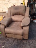 Free reclining chair!!!