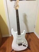 Squier Strat Fender electric guitar for sale
