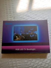 "Brand New & Sealed GOVEE RGB LED TV BACKLIGHT STRIPS FOR 40-60"" TV's"