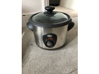Rice cooker and steamer free to collect