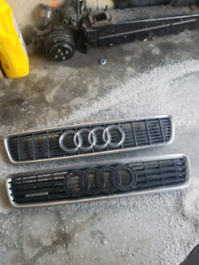 B5 Audi 1.8T and 2.8L front grill