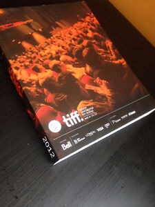 tiff (Toronto International Film Festival) 2012 catalog