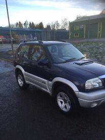 Suzuki Grand Vitara 2004 54 reg
