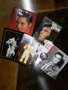 Elvis collectible all for 2