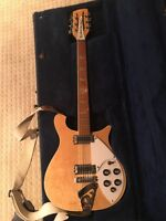 1987 Rickenbacker 620/12 for trade