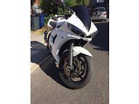 YZF R6 5sl Pearl White cheap!! PX Welcome