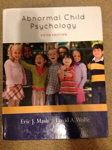 Abnormal child psychology London Ontario image 1