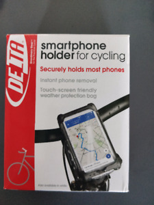 Delta Smartphone holder for cycling - BNIB