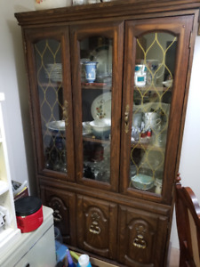 4 Sale - China Hutch - Dining Table - Side Table