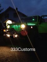 LED LIGHT BARS and more! LOCAL NB