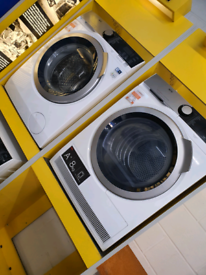 NEW GRADED AEG Dryers and Washing Machines. Free Delivery & Installati