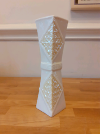 Belleek China Vase